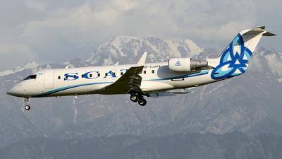 UP-CJ004 - Bombardier CRJ-200ER - Scat Air Company