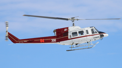 C-GHTL - Bell 212 - Helicopter Transport Services