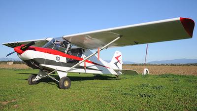 64-OH - Humbert Aviation Tetras CS - Private