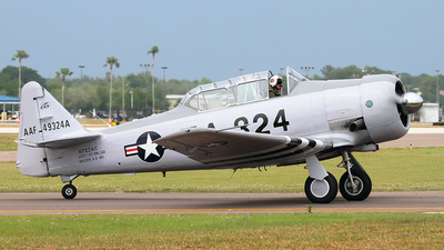 N722AC - North American AT-6G Texan - Private