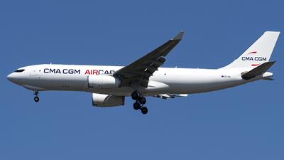 OO-AIR - Airbus A330-243F - CMA CGM Aircargo (Air Belgium)