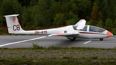 A picture of OH815 - Twin Astir III - [] - © Jukka Hemilä
