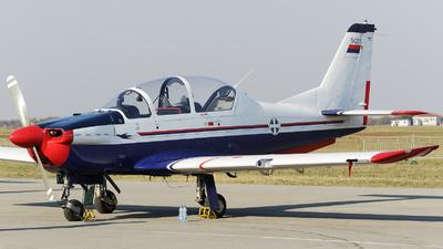 54205 - Lola Utva 95 - Serbia - Air Force