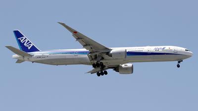 JA781A - Boeing 777-381ER - All Nippon Airways (ANA)