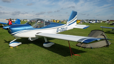 G-DOUZ - Vans RV-12 - Private