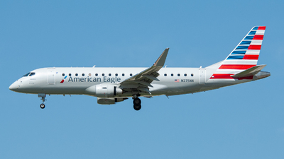 N275NN - Embraer 170-200LR - American Eagle (Envoy Air)