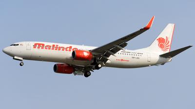 A picture of 9MLNS - Boeing 7378GP - Batik Air Malaysia - © Bernard Effendy
