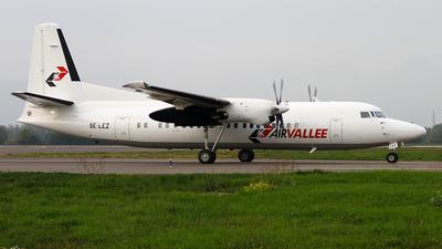 A picture of SELEZ - Fokker 50 -  - © Karl K.