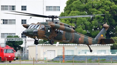 43112 - Mitsubishi UH-60J - Japan - Ground Self Defence Force (JGSDF)