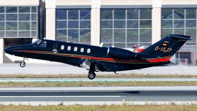 D-ISJP - Cessna 525A CitationJet 2 - Excellent Air
