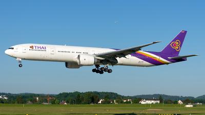 HS-TKO - Boeing 777-3ALER - Thai Airways International