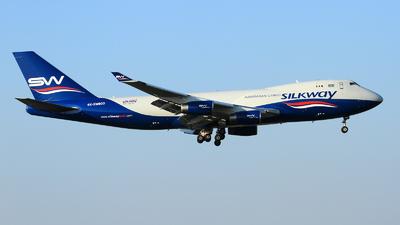 4K-SW800 - Boeing 747-4R7F(SCD) - Silk Way West Airlines