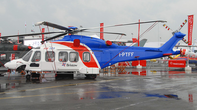 I-PTFF - Agusta-Westland AW-189 - Bristow Helicopters