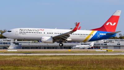 A picture of VPBDU - Boeing 7378KV - Nordwind Airlines - © Branko Cesljas