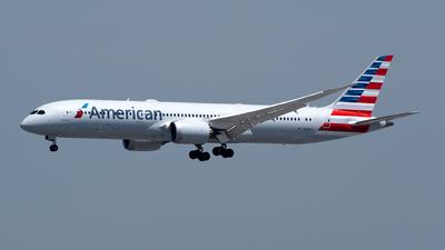 N838AA - Boeing 787-9 Dreamliner - American Airlines