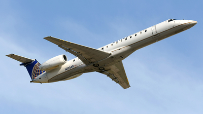 N12540 - Embraer ERJ-145LR - United Express (ExpressJet Airlines)