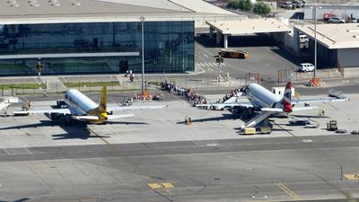 LXGB - Airport - Ramp