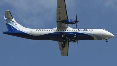 A picture of VTIYJ - ATR 72600 - IndiGo - © Ramana Prasad