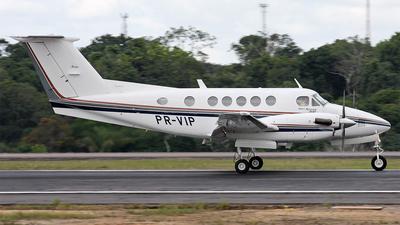 PR-VIP - Beechcraft 200 Super King Air - Heringer Táxi Aéreo