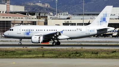 9H-ALX - Airbus A319-115(CJ) - Comlux Aviation Malta
