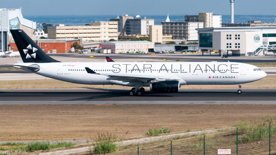 CS-TOX - Airbus A330-343 - Air Canada