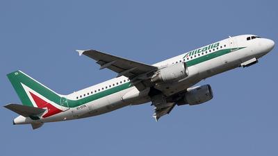 EI-DTA - Airbus A320-216 - ITA Airways