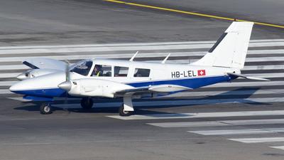 HB-LEL - Piper PA-34-200 Seneca - EFOS Flight-Charter