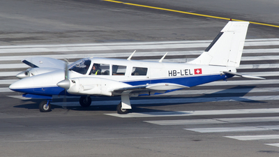 A picture of HBLEL - Piper PA34200 Seneca - [347350313] - © Martin Tietz