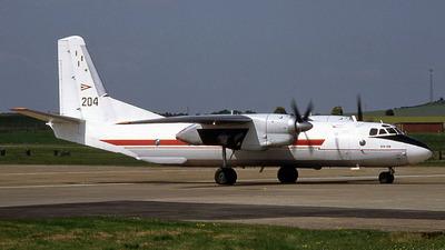 204 - Antonov An-26 - Hungary - Air Force