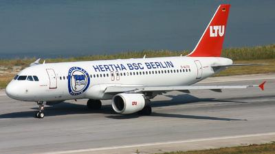 D-ALTD - Airbus A320-214 - LTU