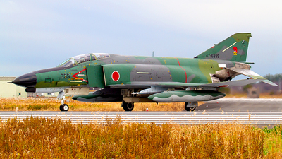 47-6335 - McDonnell Douglas RF-4EJ Kai - Japan - Air Self Defence Force (JASDF)