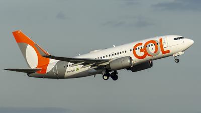 PR-GEI - Boeing 737-76N - GOL Linhas Aéreas