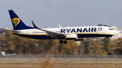 A picture of SPRKV - Boeing 7378AS - Ryanair - © Oleksiy Naumov