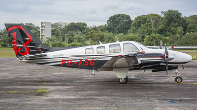 PR-ASG - Beechcraft G58 Baron - Private