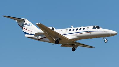 N525BY - Cessna 525B CitationJet CJ3+ - Private