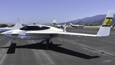 N333RR - Velocity 173RG-E - Private