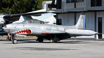 158 - Lockheed T-33A Shooting Star - Guatemala - Air Force