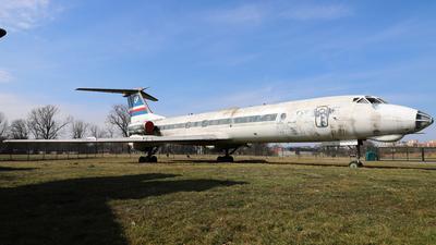 SP-LHB - Tupolev Tu-134A - LOT Polish Airlines