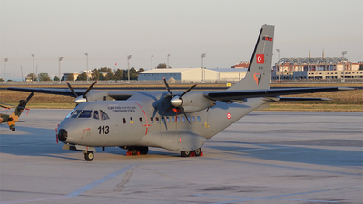 96-113 - CASA CN-235M-100 - Turkey - Air Force