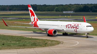 C-GHLU - Boeing 767-36N(ER) - Air Canada Rouge