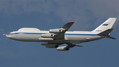RA-86147 - Ilyushin IL-80VKP - Russia - Air Force