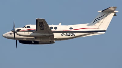 G-MEGN - Beechcraft B200 Super King Air - Private