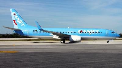 OO-JAQ - Boeing 737-8K5 - CanJet Airlines (TUIfly)
