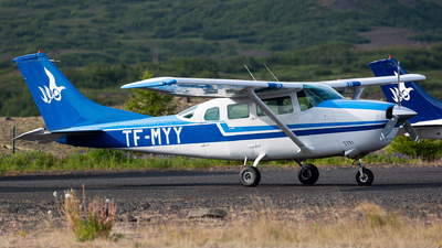 TF-MYY - Cessna U206G Stationair - Myflug Air
