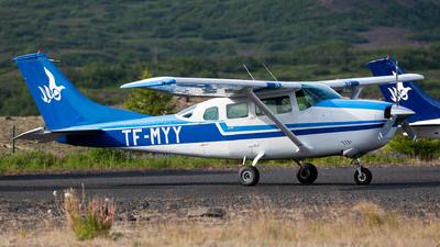 TF-MYY - Cessna U206G Stationair - Myflug Air