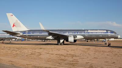 N602AN - Boeing 757-223 - Untitled