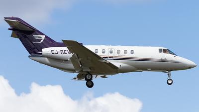 EJ-REVA - Raytheon Hawker 800XP - REVA Air Ambulance