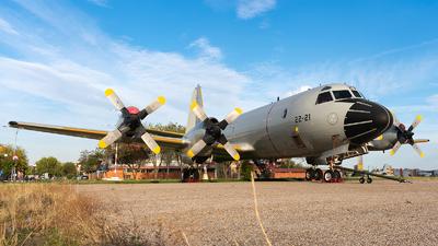 P.3A-01 - Lockheed P-3A Orion - Spain - Air Force
