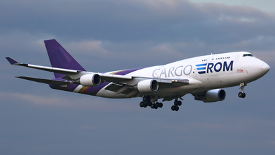 ER-BBE - Boeing 747-4D7(BCF) - AeroTrans Cargo