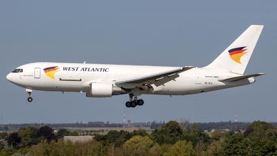 SE-RLA - Boeing 767-232(BDSF) - West Atlantic Airlines